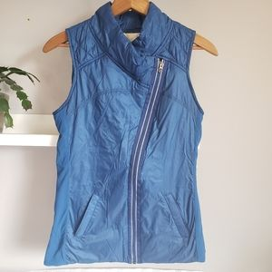 Lululemon What The Fluff Vest Limitless Blue 4